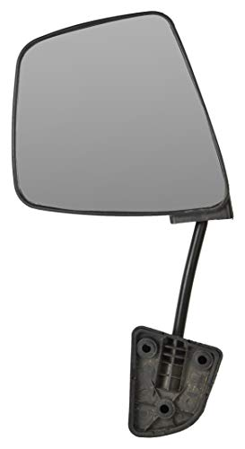Modern Md 1968a Black Left Side View Mirror for Tata Ace Type 3