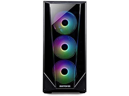 iBUYPOWER Desktop Gaming Computer   AMD Ryzen 5 3600 3.6GHz   AMD Radeon RX 5500 XT 4GB   8GB DDR4 Memory   240GB SSD   Mouse and Keyboard   Windows 10   with Woov Mouse Pad Bundle