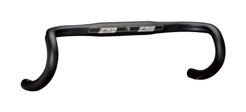 FSA Lenker Omega Compact, Ø31.8, Al6066, schwarz, 38 cm, 10806115