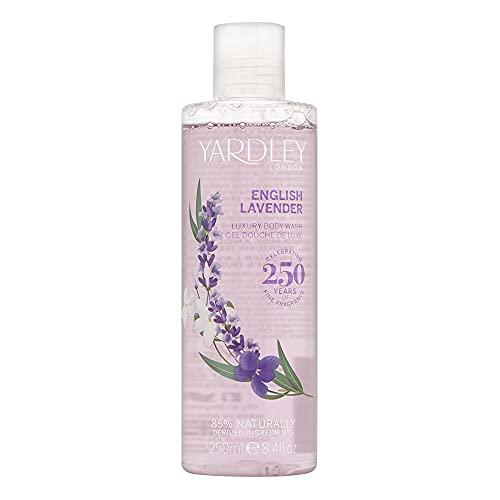 Yardley Of London Yardley English Lavender Luxury Body Wash 8.4 Oz/ 250 Ml for Women By Yardley Of London, 12 Fl Oz