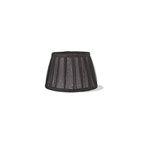 Home sweet home lampenkap Organza Ø 20 cm - zwart
