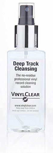 Reinigungsmittel für Vinyl-Schallplatten, 150ml, antistatisch, professionelles Reinigungsflüssigkeits-Spray