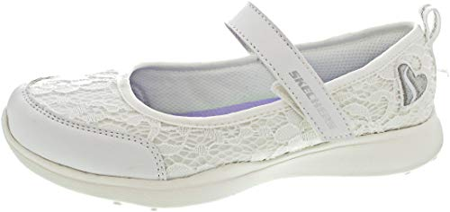 Skechers Lovely Lacey Ballerina wit
