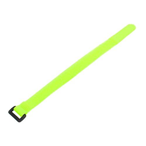 Aexit 30cm Länge Nylon abnehmbare Verschluss Schleife Krawattenriemen Gürtel Kabel Organizer gelb (21bfa005567ea5c3e0cc44e968a123be)
