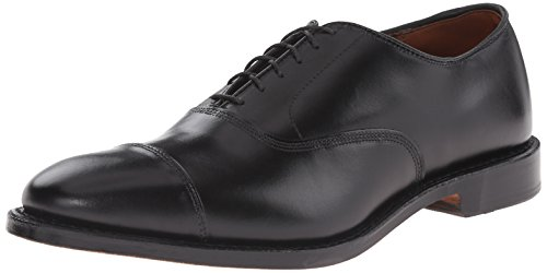 Allen Edmonds Men's Park Avenue Cap Toe Oxford,Black,11 D