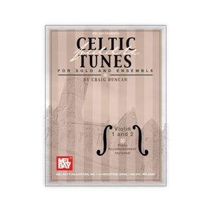 MelBay 1033731 Celtic Fiddle Tunes Solo Ensemble Violin One Two