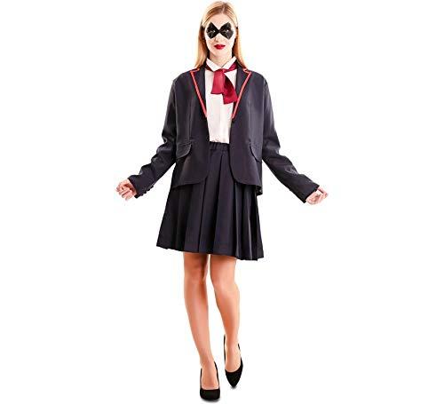 EUROCARNAVALES Disfraz de Alumna de Academia de Superhéroes para Mujer