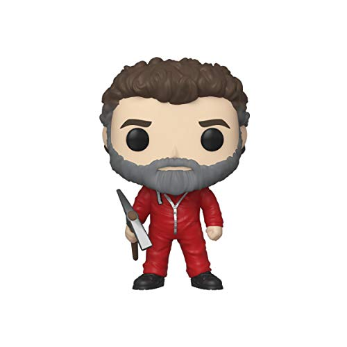 Funko-Pop TV: La Casa de Papel-Moscow Collectible Figure, Mu