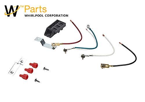 Whirlpool 279320 Dryer Terminal Block Kit, White