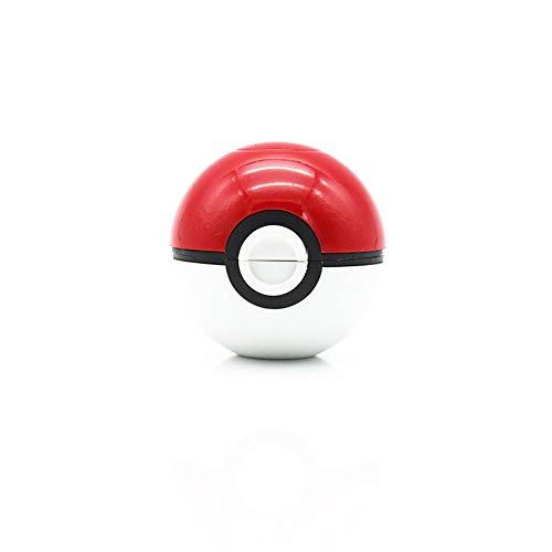 Imagen del producto QINJLI Hierba de Peones-Pokemon Pokeball Grinder for Hierbas y Especias-3 53MM Pieza