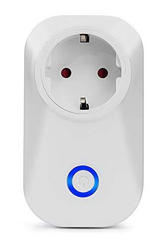 Arbeit mit Echo alexa intelligente WLAN Steckdose(EU) Kein Hub erforderlich, steuern Sie Ihre Geräte von überall