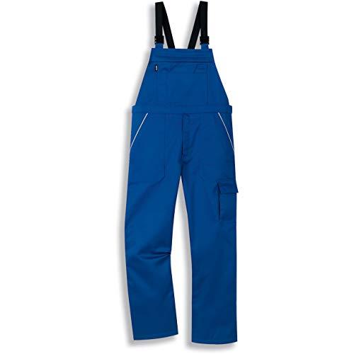 Uvex Extra 8840 Herren-Arbeitshose - Blaue Männer-Latzhose 60/62
