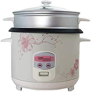 Super General 1.8L Electric Rice Cooker SGRC181W