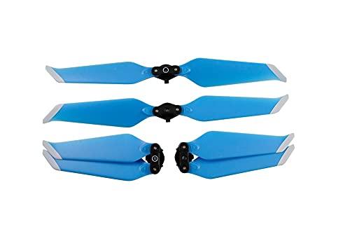 GEBAN 4pcs 8743F Puntelli A Basso Rumore per D&Ji per Mavic 2 for for for for PRO Zoom Drone Blade A Sgancio Rapido Blade Prop Ventilatori di Ricambi Kit Accessori Accessori droni