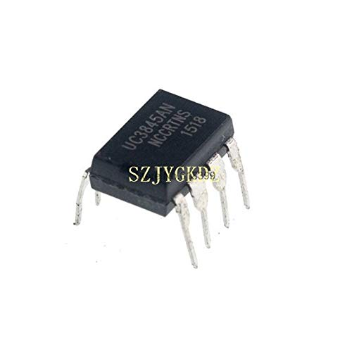 10 STÜCKE Uc3845an AC DC Schaltwandler Offline-Switcher smps Controller 500 khz Rohr 8-pin Pdip Uc3845