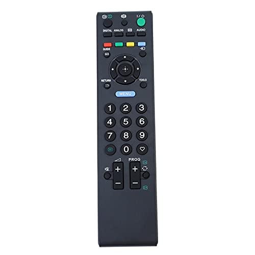 Surebuy Mando a Distancia Universal para TV, para TV Digital, para Smart TV RM-ED017