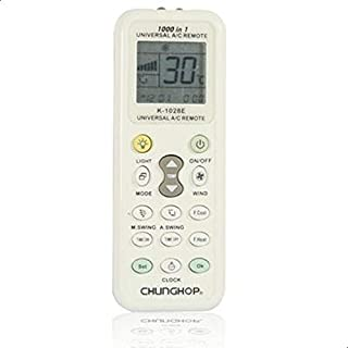 Universal A/C Remote Control 1000 IN 1