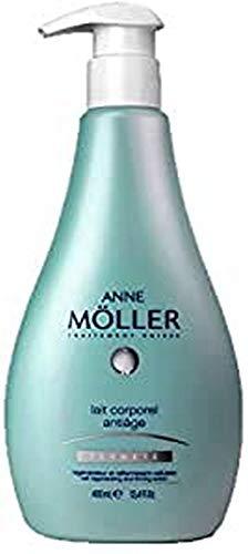 Anne Möller Lait Corporel Anti-Âge - Loción anti-imperfecciones, 400 ml