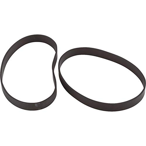 Vacuum Cleaner Replacement Belts Replacement Parts compatible with Bissell Style 7/9/10, Powerforce Compact Helix Vacuum Belt P/N 3031120 (2 Pack)