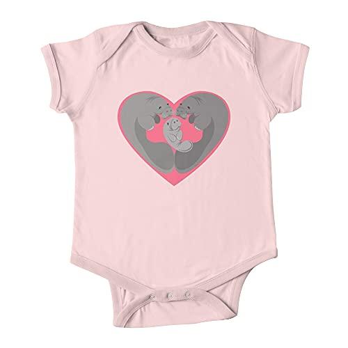Huang Love Manatees - Proteger lo que amas bebé de una sola pieza