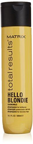 Matrix Total Results Hello Blondie Chamomille Shampoo, 300 ml