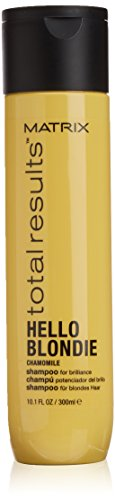 Matrix Total Results Hello Blondie Chamomille Shampoo, 300 ml