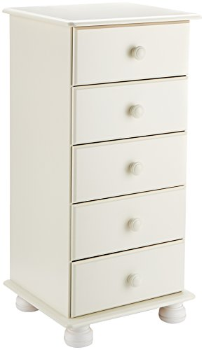 Steens Furniture dressoir Richmond, massief grenen Höhe 91 cm, Breite 44 cm wit