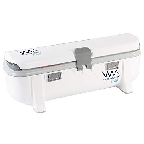 Wrap Film Systems Ltd. Wrapmaster Dévidoir de cuisine pour film transparent/papier aluminium 30,5 cm