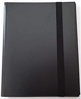 docsmagic.de PRO-Player Album Black - 360 Card Binder - Magic: The Gathering - Pokemon - Yu-Gi-Oh!