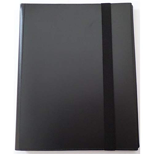 docsmagic.de Pro-Player Album Black - 360 Card Binder - MTG - PKM - YGO