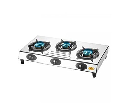 Bajaj 3 Burners Gas Stove - CX9