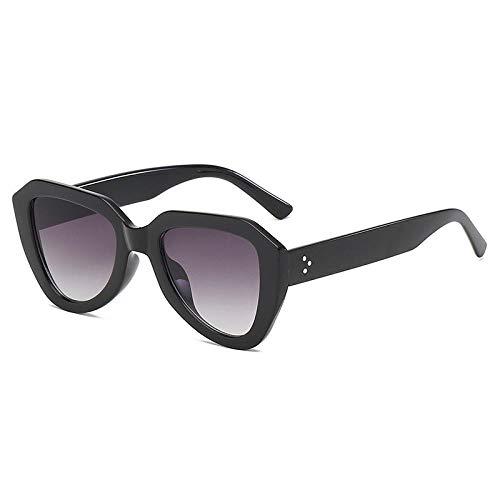 Gafas de sol sencillas y versátiles, con fines personalizables, para hombre y montura grande