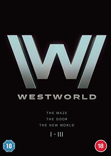 Westworld S1-3 [Edizione: Regno Unito]