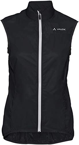 Vaude Damen Weste Women's Air Vest III, Black Uni, 40, 40807