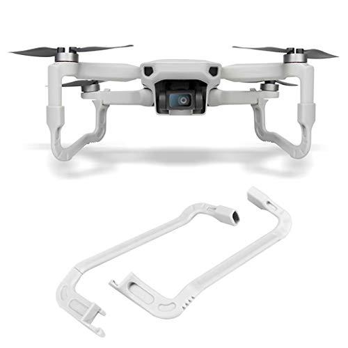 CUEYU Drone Landing Gear Extensions per DJI Mavic Mini Drone, Estensione Professionale Leg Heighten Support Protector Compatibile con DJI Mavic Mini Drone