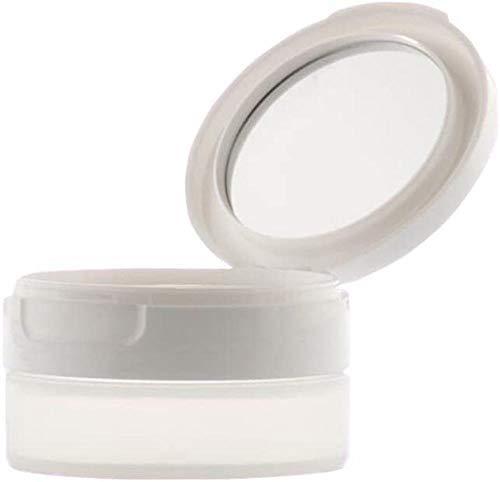 YINSHANG 1 pcs 50 g 50 ML Plastique Vide Bouffée de Poudre Coquille faciale Poudre Libre Poudre à Joues Boîte à Tamis Maquillage des récipients en Pot avec couvercles