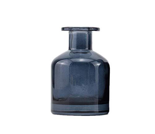 botella de difusor de vidrio vacío de 150ml para aromaterapia tarros de aromaterapia accesorios de fragancia uso con aceites esenciales difusores de repuesto varillas de varillas manualidades decor