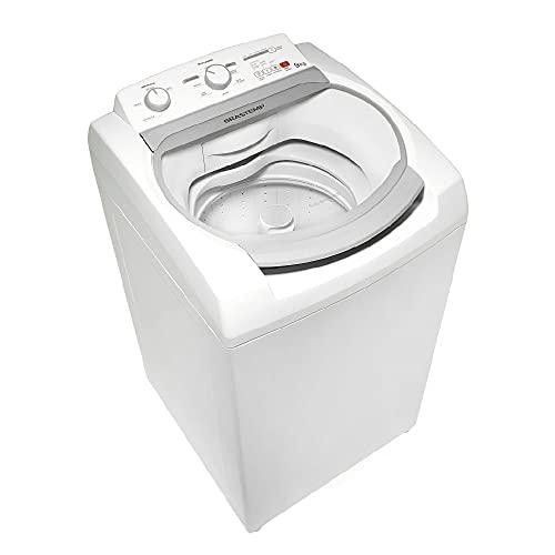 Máquina de Lavar Brastemp 9kg com Ciclo Tira Manchas e Enxágue Duplo - BWJ09AB 220V