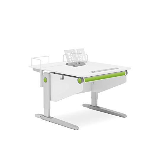 moll Multi Deck Winner CP Erweiterung Kinderschreibtisch, Weiß, 22 x 86 x 10 cm