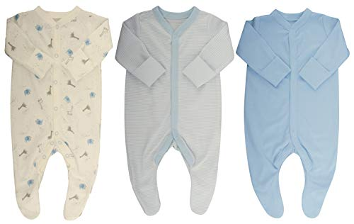 Ex-Store Mothercare 3 Pijamas de algodón