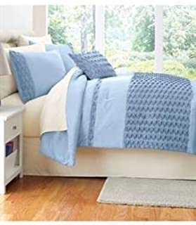 Karin Comforter (Blue,Queen)