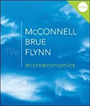 Microeconomics 19th Edition (Mcconnell, Bruce, Flynn) Black + White