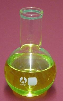 Boiling Flask Blank Flat Bottom 50ml Pack of 6