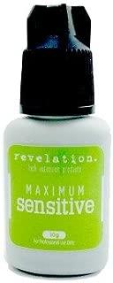 Maximum Sensitive Eyelash Extension Glue- 10g By Revelation. Medical Grade Eyelash Extension Adhesive Made in the USA. (10g)