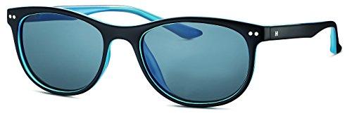Humphrey's Kindersonnenbrille 585201-Schwarz-Blau