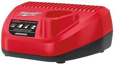 Milwaukee 4932352000 C12 C Cargador batería, 12 V, Multicolor