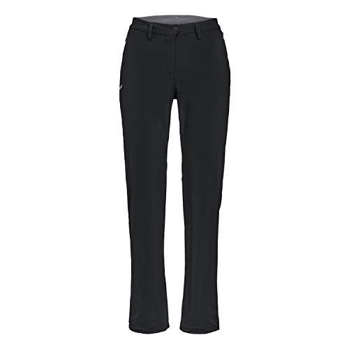 Salewa PUEZ 2 DST W Pantalon Femme Black Out FR : S (Taille Fabricant : 42/36)