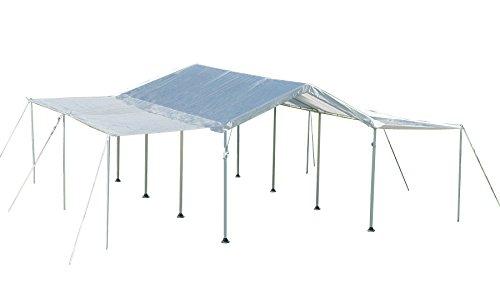 ShelterLogic MaxAP Canopy Extension Kit, White, 10 x 20 ft.