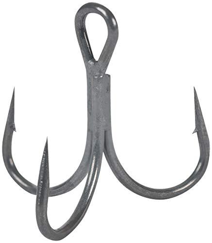 Owner 5635-076 Stinger-35 Treble Hook, Size 4, Needle Point, Short