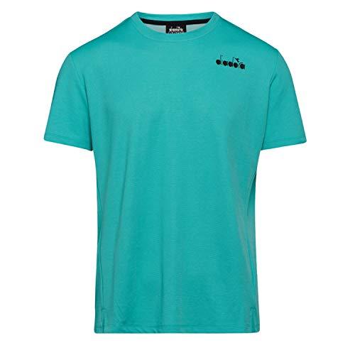 Diadora - T-Shirt T-Shirt Easy Tennis für Mann (EU S)